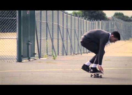 Man About Town starring Kilian Martin | Autumn/Winter 2010      - YouTube