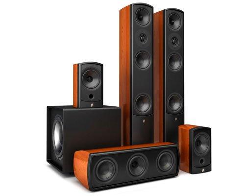 Aperion Audio, Verus Forte speakers