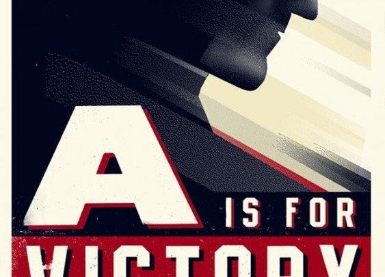 Captain America Propaganda Posters | Retronaut