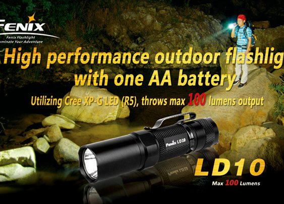 Fenix LD10 Flashlight