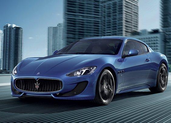 Maserati GranTurismo Sport | Uncrate