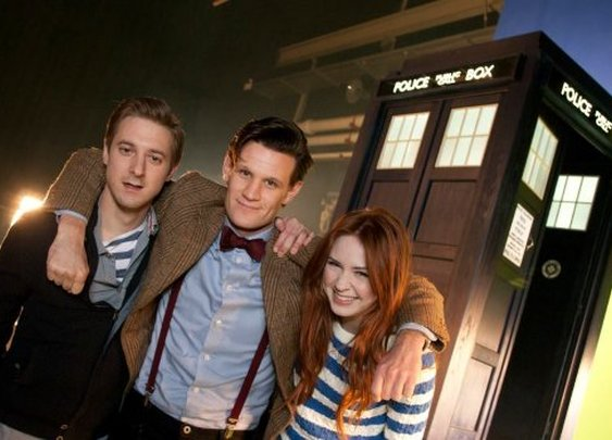 Doctor Who: first official series seven picture released