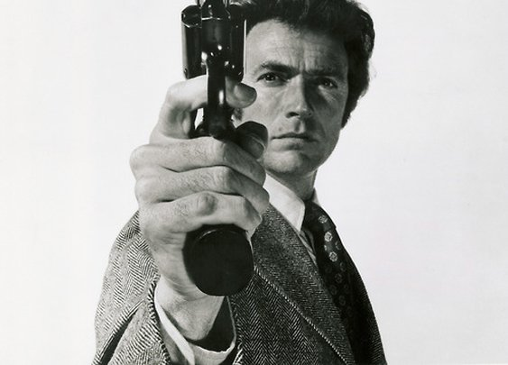 Lt. 'Dirty' Harry Callahan