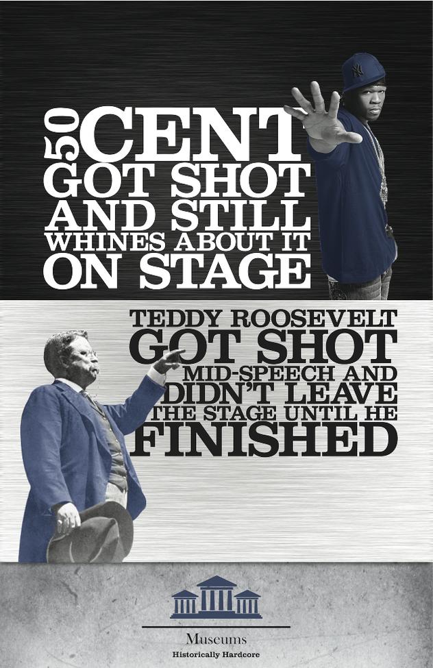 TR vs 50 cent