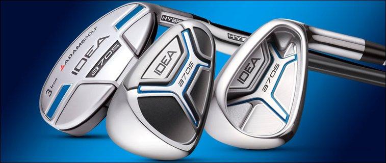 Adams Golf Products   Irons - Idea  a7OS