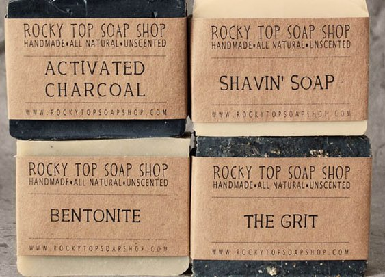 Manly Man Natural Soap