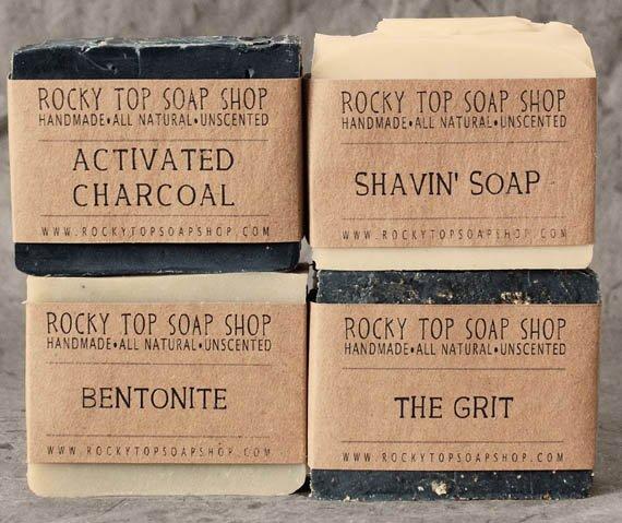 Manly Man Natural Soap