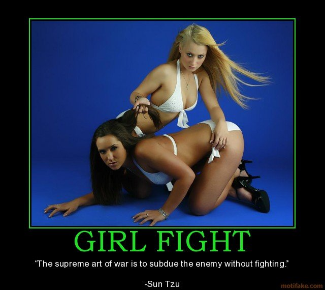 Quite Erotic girl fight apologise, but