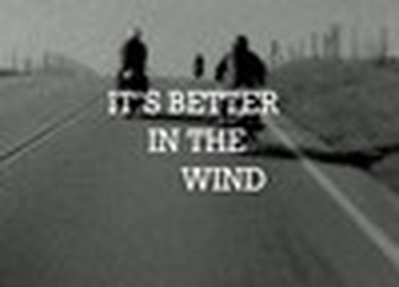 It's Better In The Wind - Short Film on Vimeo