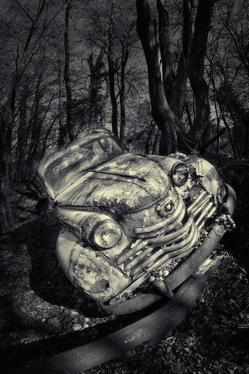 Abandoned Classic Cars | Retronaut