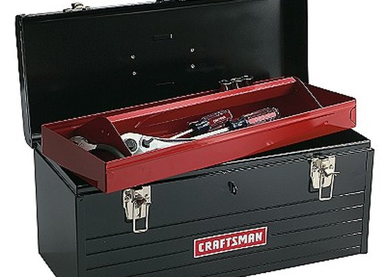 The Steel Craftsman Tool Box