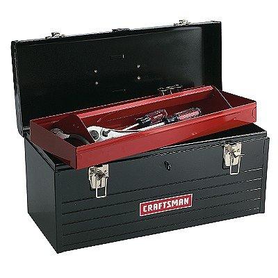 The Steel Craftsman Tool Box