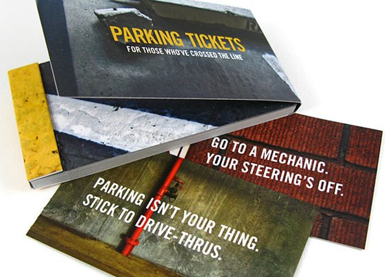 Parking Tickets | Uncrate