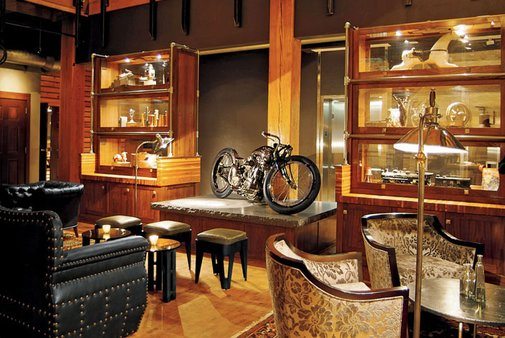 The Iron Horse Hotel | Motorcycle Destination | Motorcycle News