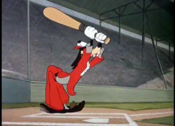 """Goofy """"How To Play Baseball""""      - YouTube"""