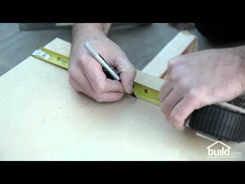 Cut A Perfectly Straight Line with a Circular Saw - Build.com 30 Second Tip