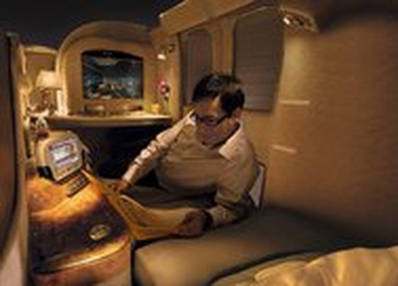 Emirates Airline Private Suite - The Only Way To Fly