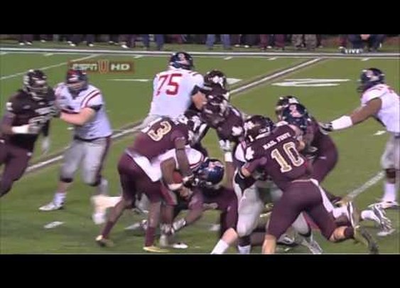 Our State, Mississippi State. Egg Bowl Highlights 2009 - 2011