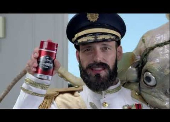 Old Spice   Sea Captain      - YouTube