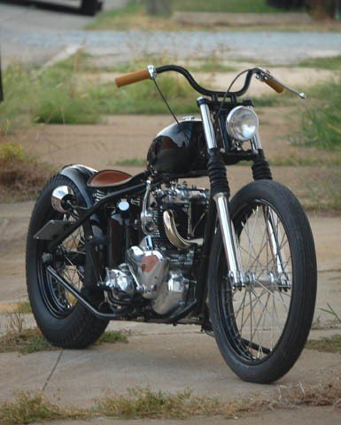 57 THUNDERBIRD from Atom Bomb Custom Motorcycles