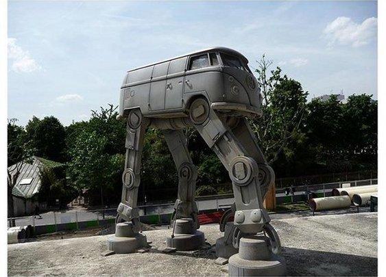 Volkswagen Imperial Walker [Image]