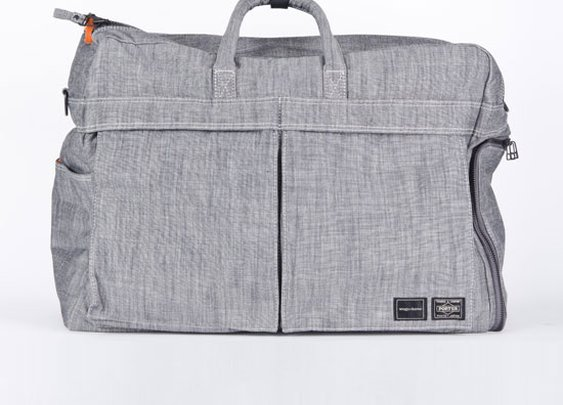 Roden Gray | Departments | Bags | Porter Porter x W+H Boston Bag