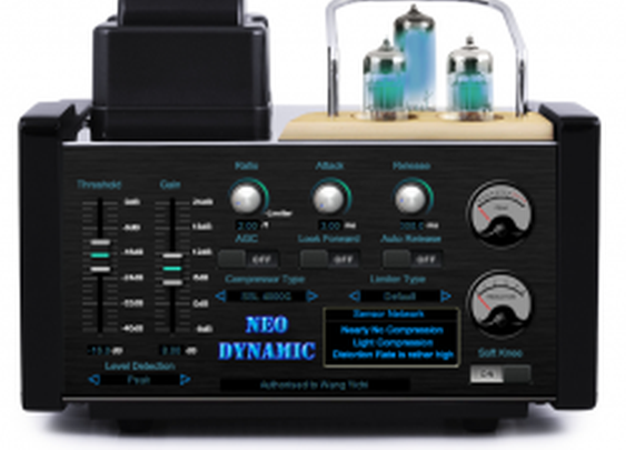 Sound Magic Intros Neo Dynamic, Combines 10 Compressors/Limiters In 1