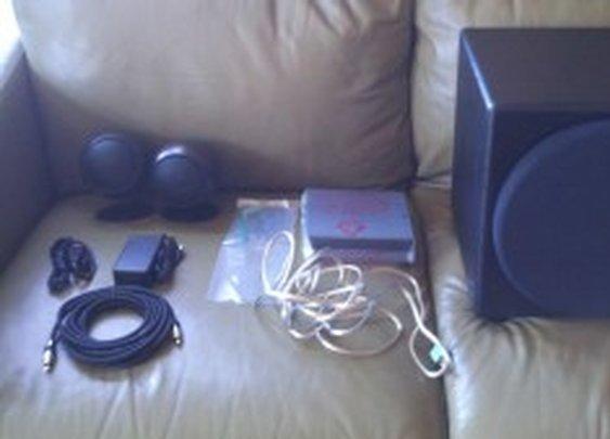 Orb Audio Booster Speaker System