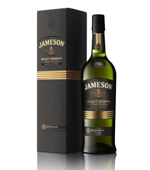 Jameson Black Barrel Select Reserve Irish Whiskey