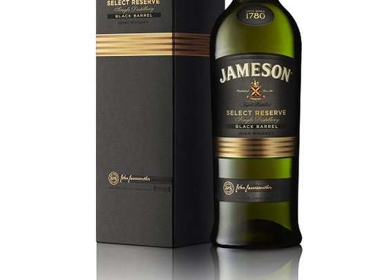Jameson Black Barrel Select Reserve Irish Whiskey