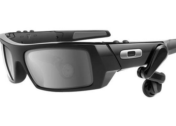 Android-powered Google Glasses