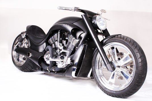 Vrod IV by Dreamachine Motorcycles