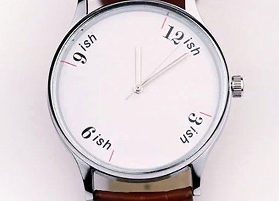 The -ish Watch