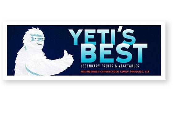 Yeti's Best