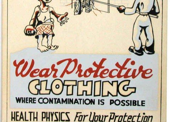 Radiation Posters, 1947 | Retronaut