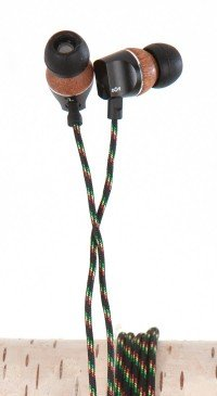 In-Ear Headphones and Earbuds with Best In Class Sound - Inspired by Bob Marley