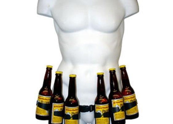 Beer Belt, Brew Belt, Beer Sling, Drink Dispenser Belt, Beer Dispensing Belt, Be