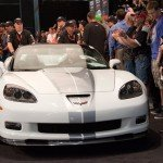 Sold! 2013 Chevrolet Corvette 427 Convertible Draws $600,000 at Auction - WOT on Motor Trend