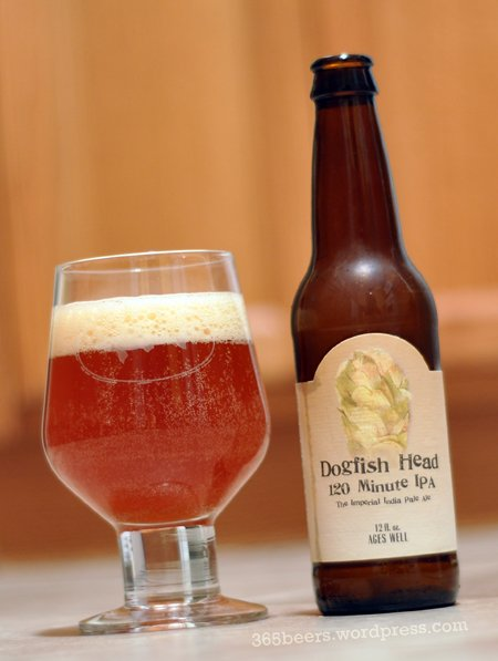 Dogfish Head's 120 Minute IPA