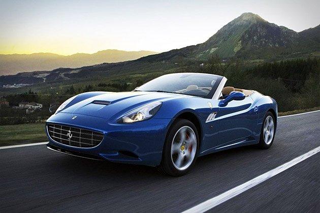 Ferrari California Handling Speciale | Uncrate