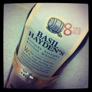 Basil Hayden's Small Batch Bourbon | The Trot Line