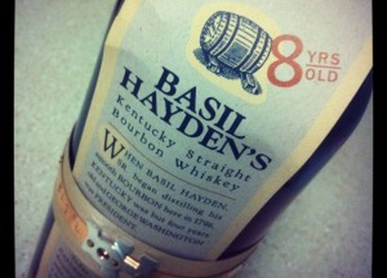 Basil Hayden's Small Batch Bourbon | The Trot Line