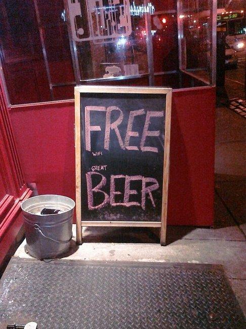 It's Free