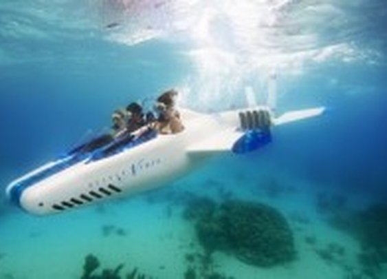 Necker Nymph Submarine | SportsVibe