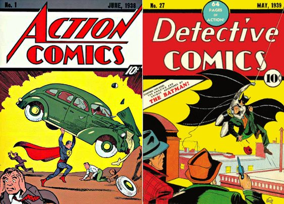 Found Comic Collection Contains 44 Of 100 Top Golden-Age Comics, Expected To Fetch $2-Million | Geekologie - Gadgets, Gizmos, and Awesome