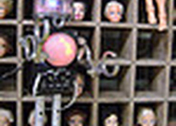 BarbieBot video