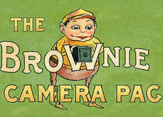 THE BROWNIE CAMERA PAGE