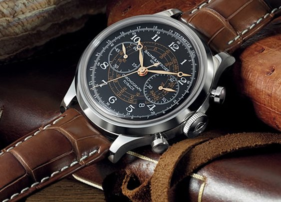 Capeland Flyback Chronograph by Baume & Mercier