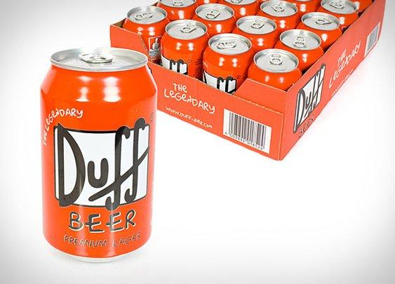 Duff Beer | Uncrate