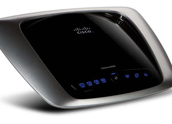 Linksys Cisco WiFi router E2000